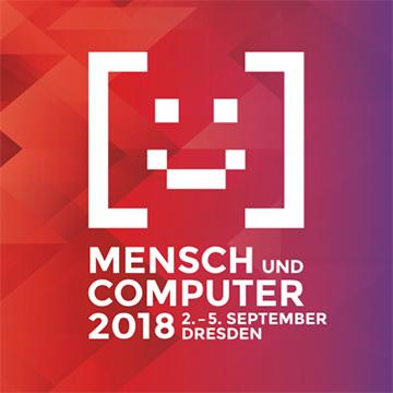 Banner: Mensch und Computer 2018