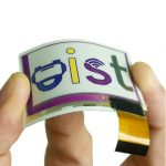 Bendable Color ePaper Displays for Novel Wearable Applications and Mobile Visualization